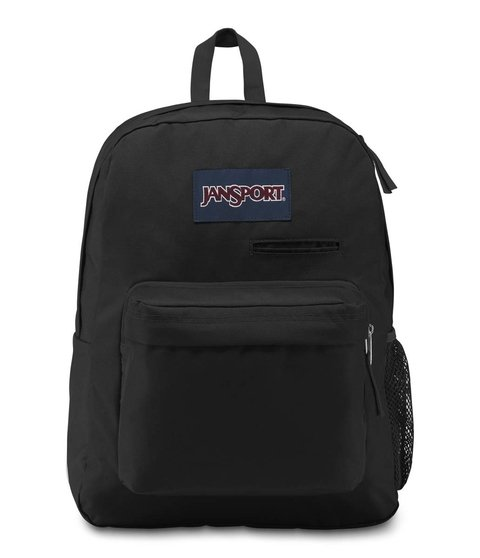 Mochila Jansport Digibreak Black/black Js0a 3en2-17m