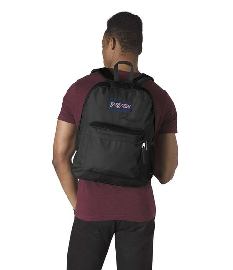 Mochila Jansport Digibreak Black/black Js0a 3en2-17m - JanSport Argentina