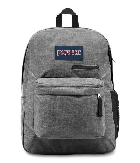 Mochila Jansport Digibreak Heathered 600d Js0a 3en2-5b1