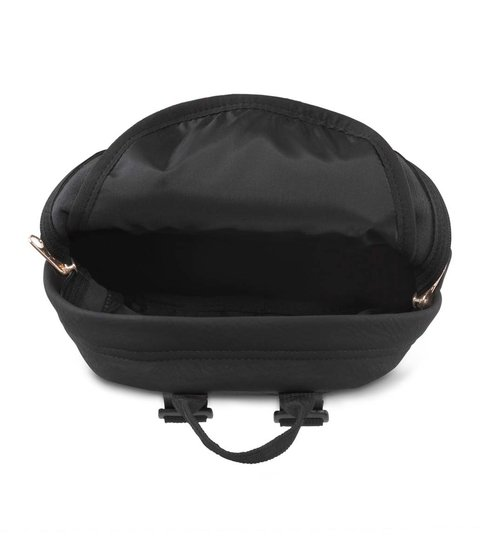 Mochila Jansport Half Pint Fx2 Black/rose Gold  Js0a 3p3d5j4 - JanSport Argentina