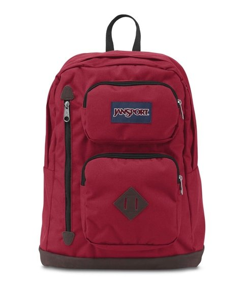 Mochila Jansport Austin Viking Red Js00 T71a-9fl