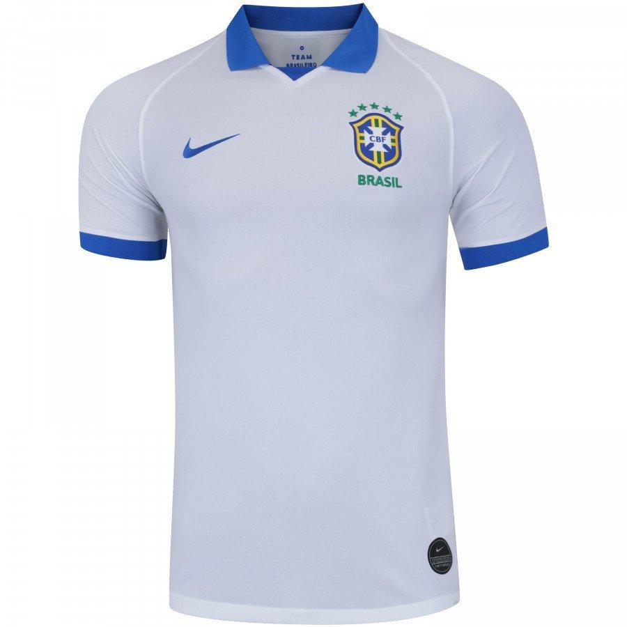 853989da216df Camisa da Seleção Brasileira III 2019 Nike - Masculina