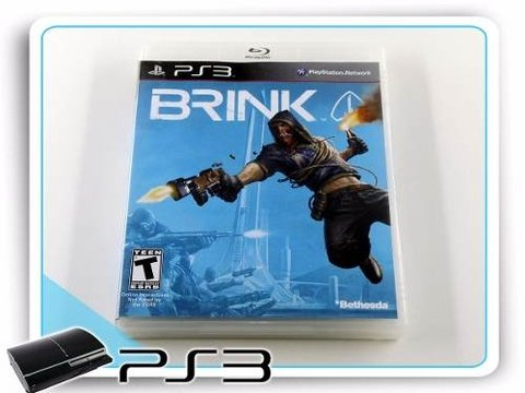 Brink Original Playstation 3 PS3