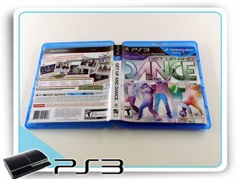 Get Up And Dance Original Playstation 3 PS3 na internet