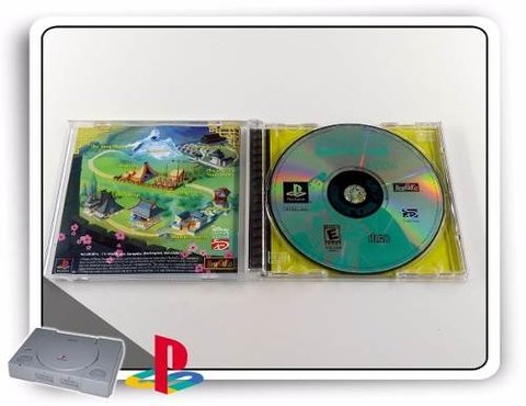 Mulan Original Playstation 1 PS1 na internet