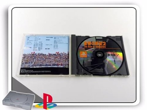 The Race Of Champions 2 Jap Original Playstation 1 PS1 - comprar online