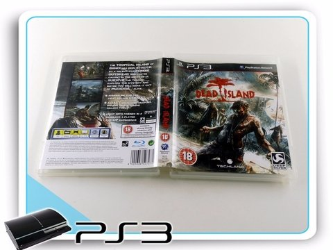 Dead Island Original Playstation 3 PS3 na internet