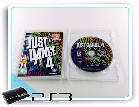 Just Dance 4 Original Playstation 3 PS3 na internet