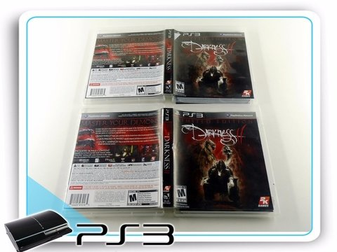 The Darkness 2 Original Playstation 3 PS3 na internet