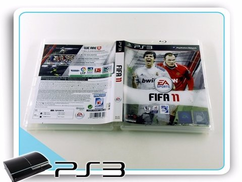 Fifa 11 Original Playstation 3 PS3 na internet