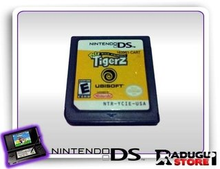 Petz Tigers Wild Animals Original Nintendo Ds