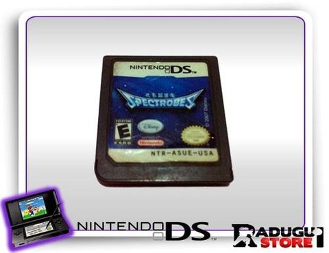 Spectrobes Ds Original Nintendo Ds