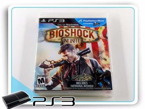 Bioshock Infinite Original Playstation 3 PS3