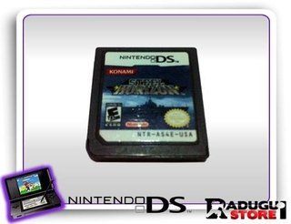 Steel Horizon Original Nintendo Ds