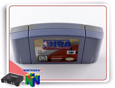 Nba Courtside Nintendo 64 Original N64 na internet