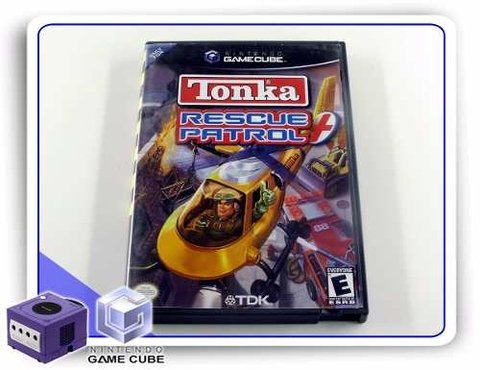 Tonka Rescue Patrol Original Gamecube