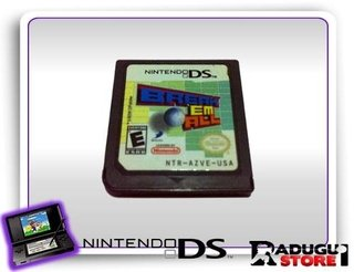Ds Break Em All Original Nintendo Ds