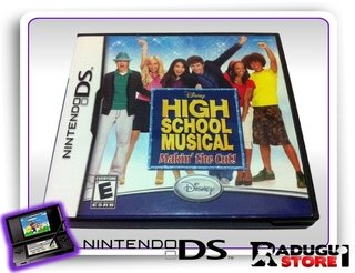 High School Musical Makin The Cut Ds Original Nintendo Ds