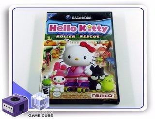 Hello Kitty Roller Rescue Original Gamecube