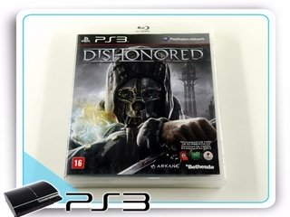 Dishonored Original Playstation 3 PS3
