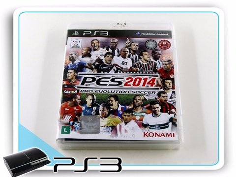 Pes 2014 Original Playstation 3 PS3