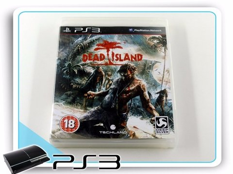 Dead Island Original Playstation 3 PS3