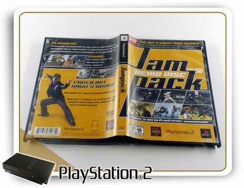Jampack Volume 10 Original Playstation 2 PS2 - comprar online
