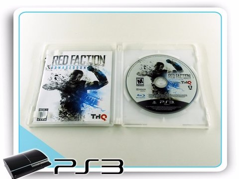 Red Faction Armageddon Original Playstation 3 PS3 - comprar online