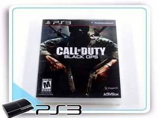 Call Of Duty Black Ops Playstation 3 Original Ps3
