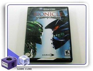 Bionicle Heroes Original Gamecube