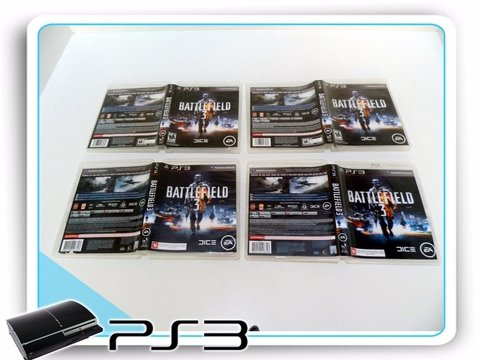 Battlefield 3 Original Playstation 3 PS3 na internet