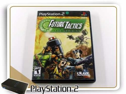 Future Tactics The Uprising Original Playstation 2 PS2