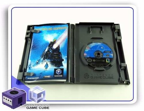 The Polar Express Original Gamecube na internet