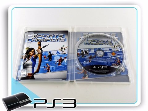 Sports Champions Original Playstation 3 Ps3 na internet