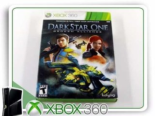Dark Star One Bronken Alliance Original Xbox 360