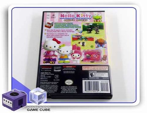 Hello Kitty Roller Rescue Original Gamecube - comprar online
