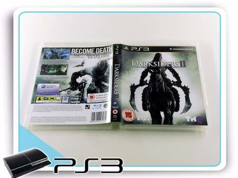 Darksiders 2 Original Playstation 3 PS3 na internet