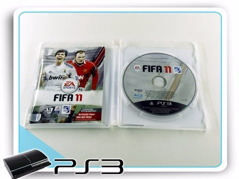 Fifa 11 Original Playstation 3 PS3 - comprar online