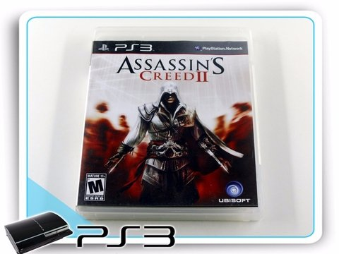 Assassins Creed 2 Original Playstation 3 Ps3