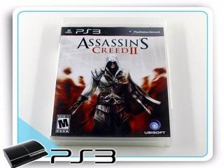 Assassins Creed 2 Original PS3 Playstation 3