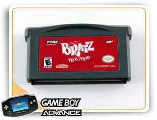 Bratz Rock Angelz Original Game Boy Advance Gba