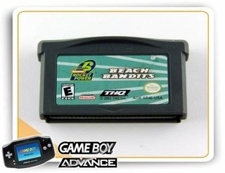 Rocket Power Beach Bandits Original Gba
