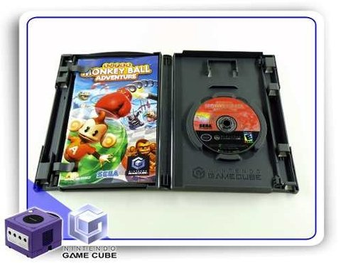 Super Monkey Ball Adventure Original Gamecube - comprar online