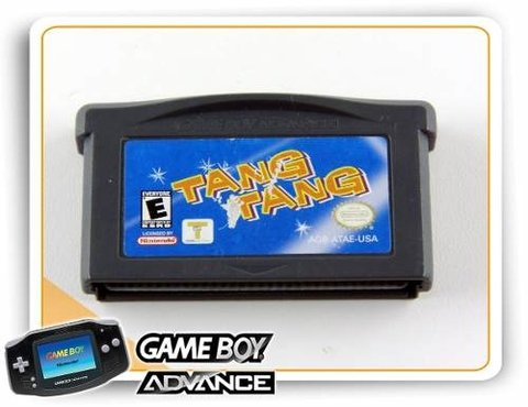 Tang Tang Original Game Boy Advance Gba