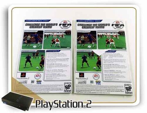Manual Nhl 2004 Original Playstation 2 PS2 na internet