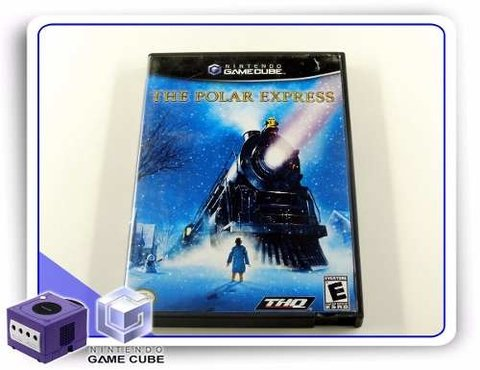 The Polar Express Original Gamecube