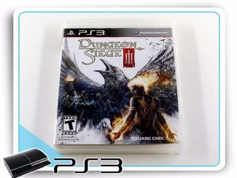 Dungeon Siege 3 Original Playstation 3 PS3