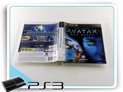 James Camerons Avatar Original Playstation 3 PS3 na internet