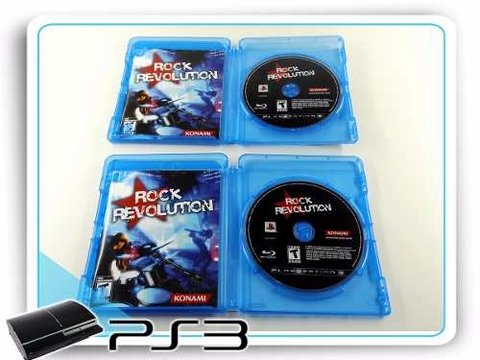 Rock Revolution Original Playstation 3 PS3 na internet