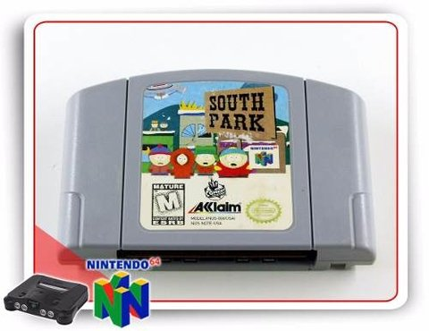 South Park Nintendo 64 Original N64
